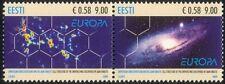 Estonia 2009 Europa/Astronomy/Stars/Science/Astronomers 2v set pr (n26669)