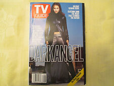 2000 TV Guide Time Warner/Manhattan Edition Nov 25-Dec 1 Dark Angel NM-