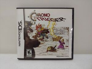 Chrono Trigger by Square Enix RPG - Nintendo DS {USED/COMPLETE}