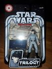 Star Wars The Trilogy Collection Imperial Trooper Action figure .
