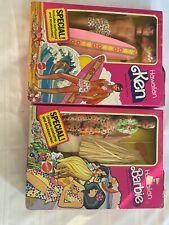 1978 Hawaiian Ken Vintage Barbie Doll Mattel 2960