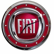 orologio NUOVO da parete FIAT auto meccanico officina car