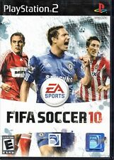 FIFA Soccer 10 (Sony PlayStation 2, 2009) - Complete and Tested