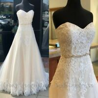 Plus2-26W Elegant Garden Wedding Dresses Vintage Sweetheart Applique Bridal Gown