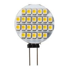 G4 1210 SMD 24 LED Light Bulb Lamp Spot Bulb Warm White 3000-3500K 12V DC B9W5
