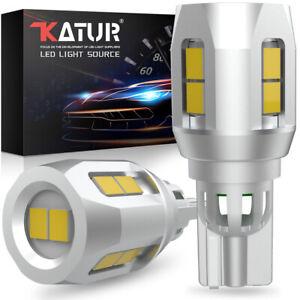 T15 W16W Reverse 921 Led Car Bulbs Xenon White Canbus Error Free Parking Light
