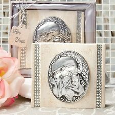 50 Madonna And Child Plaque Christening Baptism Religious Party Gift Favors