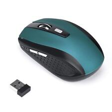 2.4GHz Wireless Gaming Mouse Optical USB  Receiver  Gamer For PC Laptop Desktop