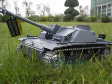 HengLong 1/16 RC RTR Tank German Stug III Upgraded Metal Version Tracks idl 3868