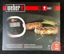 Weber 7221 Bluetooth-Thermometer und Timer iGrill 2