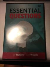 Essential Questions DVD Jay McTighe, Grant Wiggins