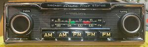 W113 R107 - Becker Radio Grand Prix MU Stereo + Amp - Refurbished with warranty
