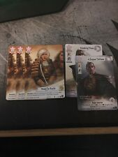 Legend Of The Five Rings L5R LCG Ready For Battle Promo X3