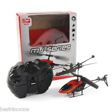 Mini Helicopter 901 Radio Remote Control Aircraft 2.5CH Kids Toy Billiant Lights
