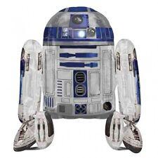 """STAR Wars R2D2 38 """"Airwalker Foil Balloon Regalo Ideale Festa di Compleanno Decorazione"""