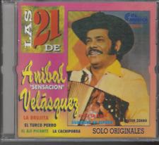 rare cd vallenato ANIBAL VELASQUEZ un poquito de cariño GUARACHA EN ESPAÑA 21hit