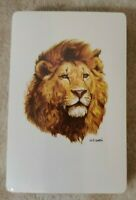 Vintage Playing Cards - Lion - Full Deck