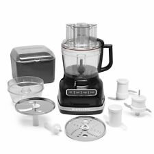 KITCHENAID ONYX BLACK 11-CUP FOOD PROCESSOR KFP1133OB BRAND NEW!