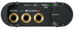 Sony PHA3 PHA-3 Headphone Amp, Black
