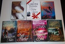 LOT Christine Feehan LOVER BEWARE OCEANS OF FIRE SAFE HARBOR TURBULENT SEA Drake