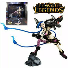 LOL League of Legends Jinx The Loose Cannon Action Figure Anime Figurines Toy