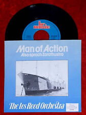 Single Les Reed: Man of Action (Mr. Music 45005) NL