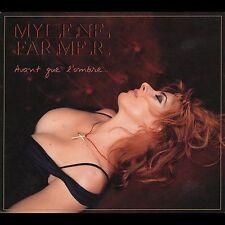 Avant Que l'Ombre CD/DVD Mylène Farmer 2005 Stuffed Monkey IMPORT CANADA