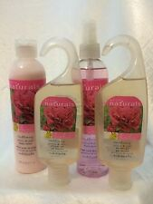 AVON Naturals 'Peony & Pear' Body Lotion, Body Spray, & Shower Gel - NEW!!