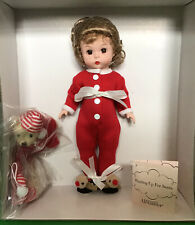 Htf Madame Alexander 8� Doll🌲Waiting Up For Santa🎅�, 2003, Retired
