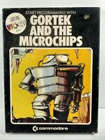 Commodore Start Programming With Gortek And The Microchips For Use With Vic-20