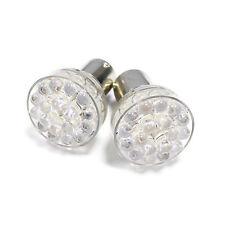 2x accoppiamenti ROVER MINI ultra luminosa bianco 24-LED invertire Lampada Alta Potenza Lampadine