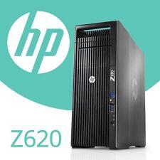 HP Z620 2 x Intel Xeon Eight Core E5-2665 2.40GHz 96GB DDR3 RAM DVDRW Nvidia GFX
