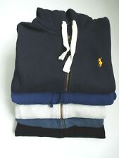 POLO BY RALPH LAUREN ZIP-UP HOODIE XS,S,M,L,XL,XXL
