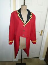 Ringmaster/showman, circus, Barnum  52 inch chest