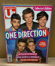 """2014 US Magazine ONE DIRECTION """"Collector's Edition"""" (A21)"""