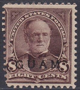 GUAM 1899 SHERMAN 8C