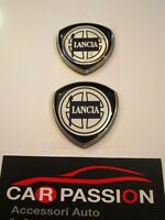 stemma montante laterale LANCIA DELTA badge emblem sign logo escudo coppia coupl