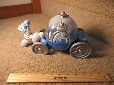 Fisher Price Little People Cinderella Winter Carriage Coach Princess Disney toy