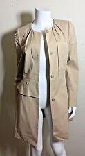 Morine Comte Marant Coat in Beige US 8