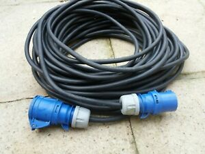 27 Metre 16 Amp Extension Cable Lead Cable Heavy Duty H07 RN-F 3G 2.5