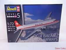 Revell 4947 1:72nd scale DC-4 Balair or Iceland Airways new kit free UK Postage