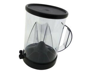 KAFFEEDOSIERER DOSO Aufbewahrungsdose + Portionierer für Kaffee Kakao Müsli