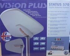 Vision Plus Status 570 Digital Aerial System & Signal Booster  -  04-3070