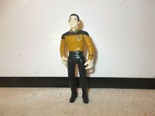 Action Figure Star Trek Next Generation Data E with collar approx 4.5 inch