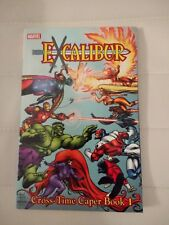 Excalibur Classic Vol 3 : Cross Time Caper Book 1 Very Good BE