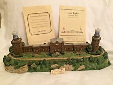 Harbour Lights 200 Navesink, Nj Coa, Box, Low # 302 c. 1996. Special Edition