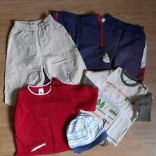 Bekleidungspaket Kinder Junge Größe 74 Shirts Hose 74 (Paket 13 - 1908) 10/2019
