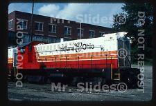 Original Slide Indiana & Ohio Clean Paint Baldwin DS4-4-1000 91 Brookville IN