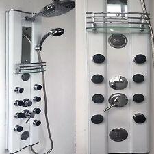 Duschpaneel Regendusche Badarmatur Duscharmatur Duschsäule Bad Duschset Dusche W