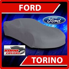 1968-1969 Ford Torino 2-Door CAR COVER - ULTIMATE® HP 100% All Season Custom-Fit